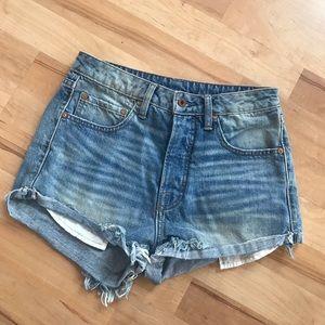 NSF Jean shorts